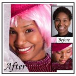 Before and After Diahann